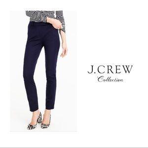 J Crew Maddie Pocket Pants In Navy